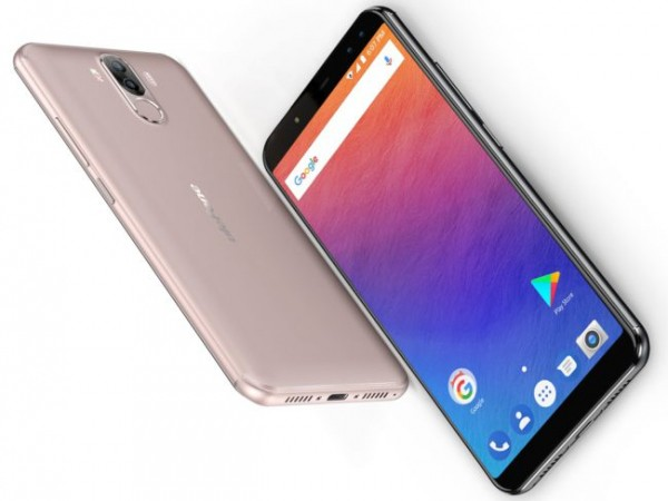 Ulefone Power 3: почти как обещали - Ulefone