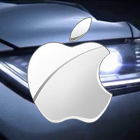 Apple запатентовала продвинутые фары для Apple Car